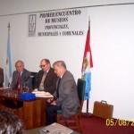 Apertura De Lorenzi. González, Lifschitz y Maggi.