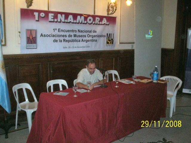 005 - Disertante Alberto Elicetche.