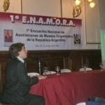 012 - Disertante Enzo Leonardo Toneatti.