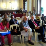 018 - Un sector de asistentes al Panel de Defensa del Patrimonio.