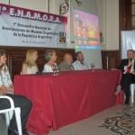 019 - Integración Nacional. Toneatti, Dick, Maza, Nadal, Vairo y De Lorenzi