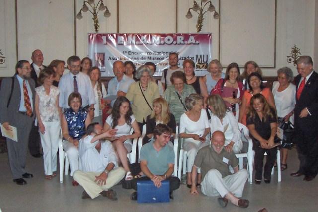 020 - Delegados al cierre de las jornadas.