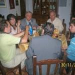 024 - Cena de confraternidad