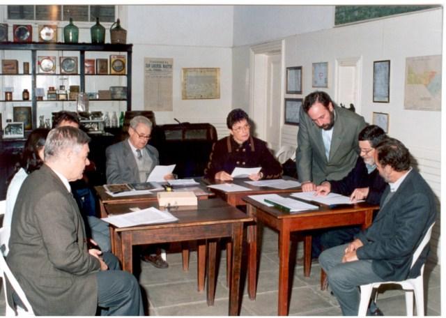 2003-08-28 - Acuerdo de El Trébol.
