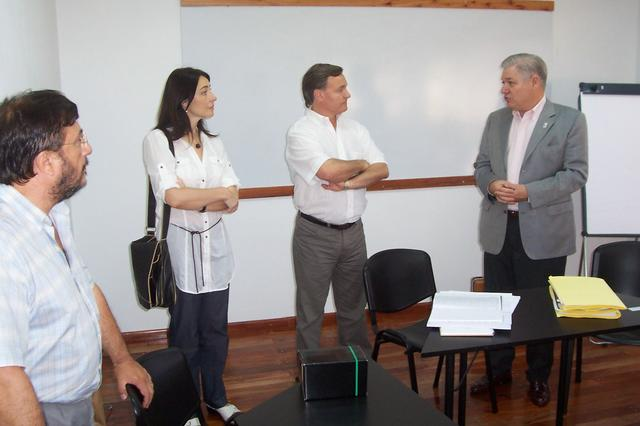 2008.11.08 - REG. CENTRO B. Carrivale, Sececretaria. de Culttura, Intendente y De Lorenzi - Gálvez.