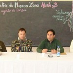 2008-08.09 - REUNION REGIONAL NORTE B.  Mesa Nasif, Fontanesi, Fabricius y Muñoz. Avellaneda.