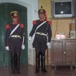 2009-08-29 - R. Consejo  S. LORENZO. Explicación vestimenta Granaderos.