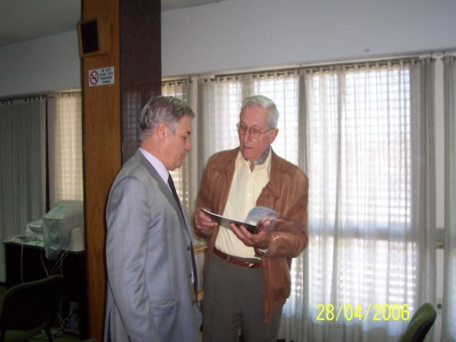 2007-04-28. ASAMBLEA EL TREBOL. Deliberaciones.