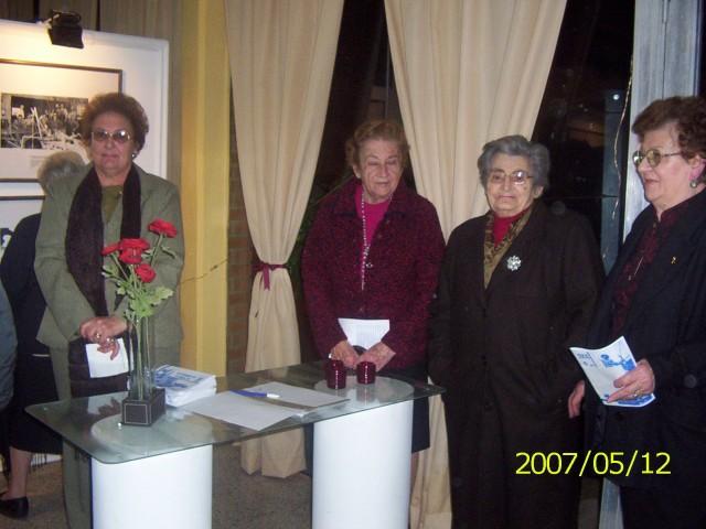 2007-05-12. REGIONAL CENTRO A. CORREA. Inauguración de Muestra Itinerante.