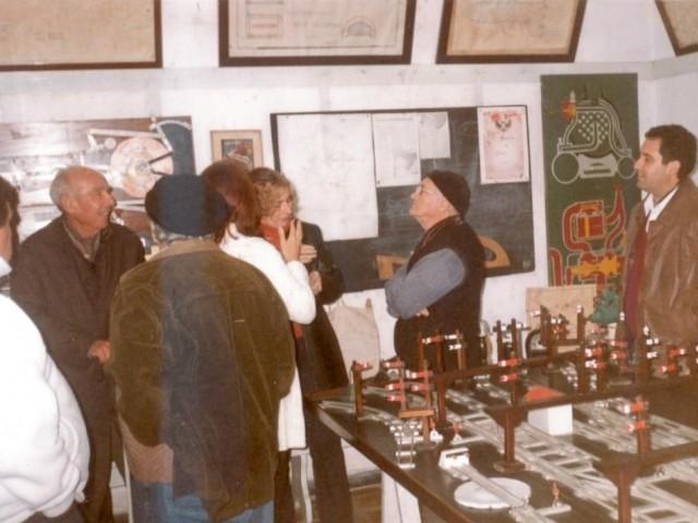 2007-05-12. REUNION REGIONAL NORTE B. VERA. Visita Museo la Fraternidad.