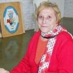 """Yolanda de Galliano. Presidente de la Regional Centro """"A"""" fallecida el 22/06/07"""