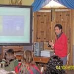 2007-08-04. REGIONAL CENTRO A. LAS ROSAS. Curso Escuela-Museo. Docente: Lic. Fabricio.
