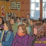 2007-08-04. REGIONAL CENTRO A. LAS ROSAS. Curso Escuela-Museo. Participantes.