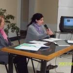 2007-08-11. REUNION REGIONAL CENTRO A. SAN VICENTE. Disertante Mlga. Leticia Giordano.