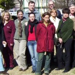 2007-09-01. CURSO DE ARCHIVISTA. EL TREBOL. Participantes y docente Estela Pagani.