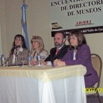 2007-09-07. XXXI ENCUENTRO DE ADIMRA. CATAMARCA. Inicio Sesiones. Autoridades.