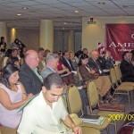 2007-09-07. XXXI ENCUENTRO DE ADIMRA. CATAMARCA. Auditorio.
