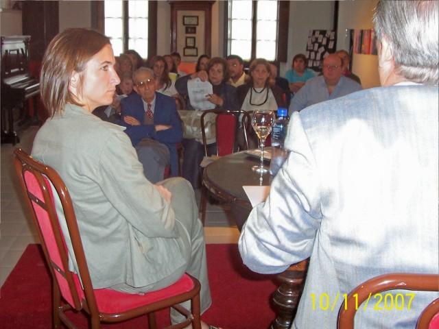 """2007-11-10. REUNIÓN REGIONAL CENTRO """"B"""" EN SAN CARLOS CENTRO. Deliberaciones. Asistentes"""