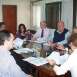 2008.05.07 -  REUNION COMISION DE CULTURA DE LA CAMARA DE DIPUTADOS DE LA PCIA. DE SANTA FE Y DELEG. DE LA ASOCIACIÓN. Santa Fe.