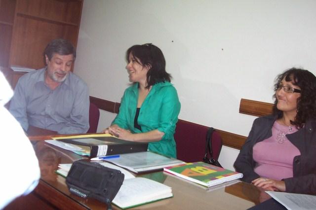 2008-10-01 - Reunión Diputados.Comisión Cultura. Santa Fe