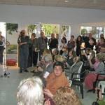 """2008.07.05 - PRESENTACION LIBRO: """"Memoria Oral de Moisés Ville"""".  (Compilación: Eva de Rosenthal). Moisés Ville."""