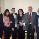 2008.05.07 - REUNION MINISTRA DE INNOV. TECNOLÓGICA Y CULTURA DE LA PCIA. DE STA. FE Y UNA DELEGACIÓN DE LA ASOCIACION. Santa Fe