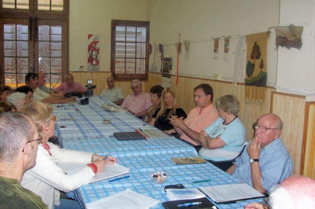 2010-11-06 - Reunión Regional Centro A en Cañada de Gómez.