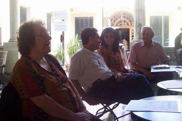 2010-11-10 - Asistentes a la Reunión de Consejo Directivo en Rosario.