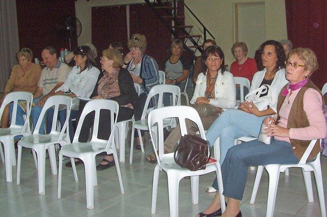 2010-04-10 - REUNION REGIONAL CENTRO A. PARTICIPANTES. Piamonte