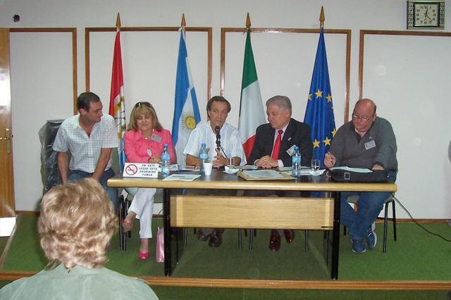 2009.04.25 - ASAMBLEA GENERAL ORDINARIA. Turletti, Viglianco, Justiniani, De Lorenzi y Zaeta.
