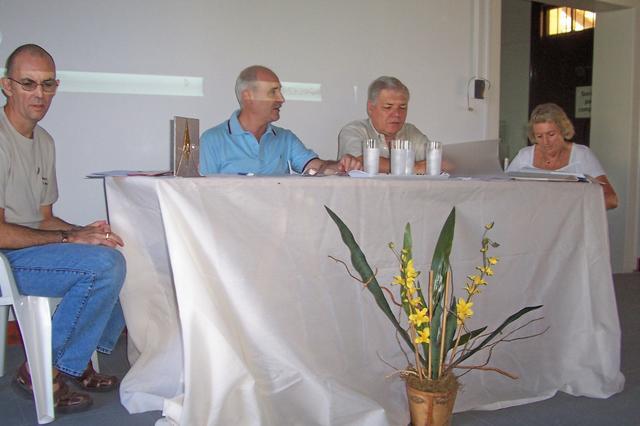 2009.03.28 - REUNION REGIONAL CENTRO A  Ostojic. Marucci, De Lorenzi y Salusso. San Jorge