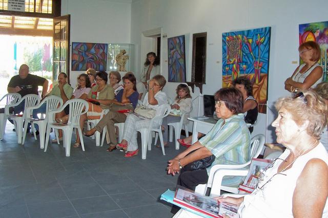 2009.03.28 - REUNION REGIONAL CENTRO A - Asistentes. San Jorge.