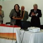 006 - Reconocimiento de la Asociación a la Dra. Chiqui González