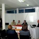 012 - Expositores Juan Carlos Della Rossa, Gustavo Fernetti y Julio Rayón.
