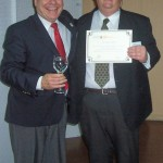 028 - Entrega de distinción a Marcelo Zaeta.