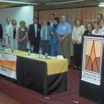 034 - Homenaje al Presidente de la Asociación. Hace uso de la palabra Marcelo Zaeta.