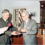 2003-08-28 - Acuerdo de El Trébol. Esteban De Lorenzi y Héctor Arena