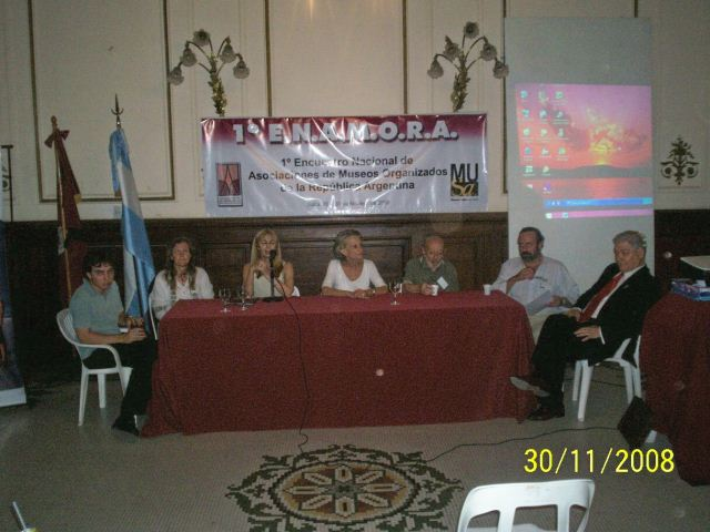 2008-11-30 - 1º E.NA.M.O.R.A. SALTA. Toneatti, Dick, Maza, Nadal, Vairo y De Lorenzi.