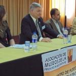 Panel de conclusiones del 2 E.NA.M.O.R.A. Alochis, De Lorenzi, Elicetche y Nazor.