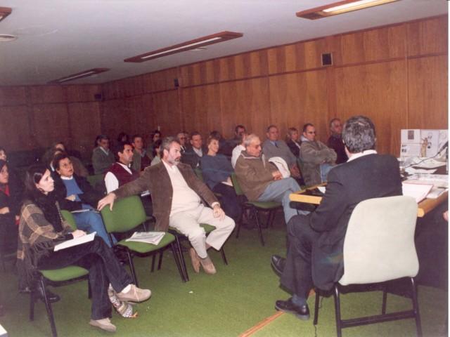 2003-05-10. ASAMBLEA. EL TREBOL. Delegados asistentes