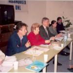 2003-08-16. CONSEJO DIRECTIVO. RECONQUISTA. Rosana Giraudi, Francisco Avarucci, Mirta Vacau, Esteban De Lorenzi, Soledad Rosso y Julio Rayón. (2)