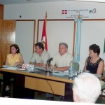 2004-03-27. ASAMB. GRAL.EL TREBOL. Giraudi, Avarucci, De Lorenzi y Rosenthal.