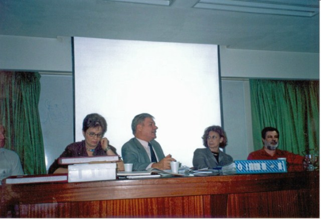 2004-11-27. REUNION. Colegio Médico. Santa Fe
