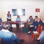 """2005-06-04. REGIONAL NORTE """"B"""". CALCHAQUI. Exposición de Gerardo Fabricius."""