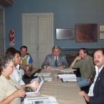 """2006-04-20. REGIONAL NORTE """"A"""". RAFAELA. Informe presidente de la Asociación."""