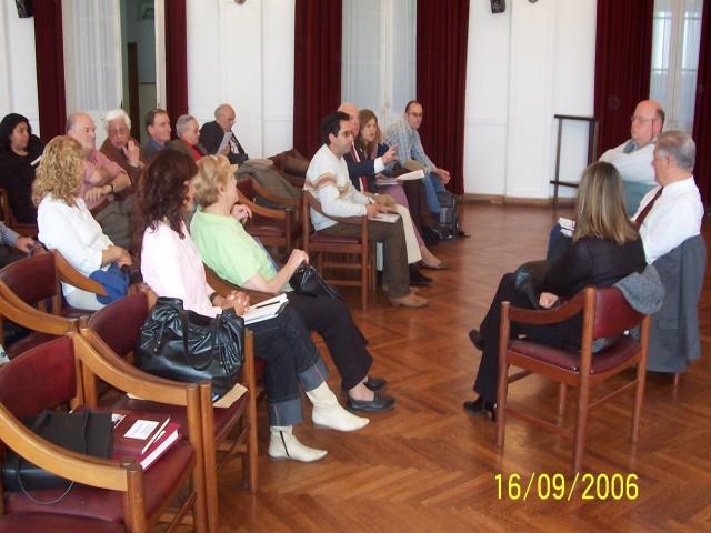 2006-09-16. CONSEJO DIRECTIVO. ESPERANZA. Deliberaciones.
