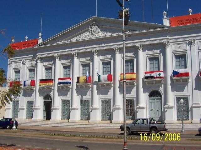 2006-09-16. CONSEJO DIRECTIVO. ESPERANZA. Municipalidad. Lugar de las deliberaciones