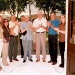 2006-12-16. MUSEO SAN JORGE. Remodelaión. P. Ambrosioni, C. Berra, E. De Lorenzi, N. Gimenez, A. Genovese, E. Marucci (Intendente), D. Depetris (Senador Pcial) y L. Oitana.