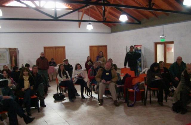 2011-06.26 Reunión Museos Arg. Asoc. V. C. del Parque. Asistentes