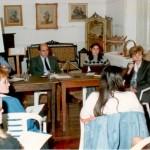 """1998-06-05. 1º C. REG. DE CULTURA.Comisión """"Patrimonio histórico y museo. El Trébol."""